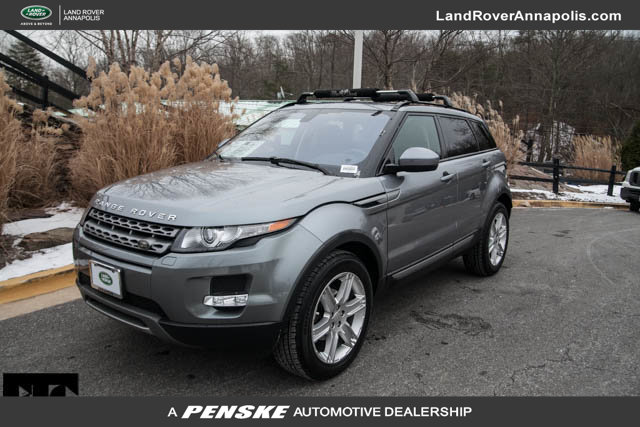 certified pre owned 2014 land rover range rover evoque 5dr hatchback pure plus suv in annapolis. Black Bedroom Furniture Sets. Home Design Ideas